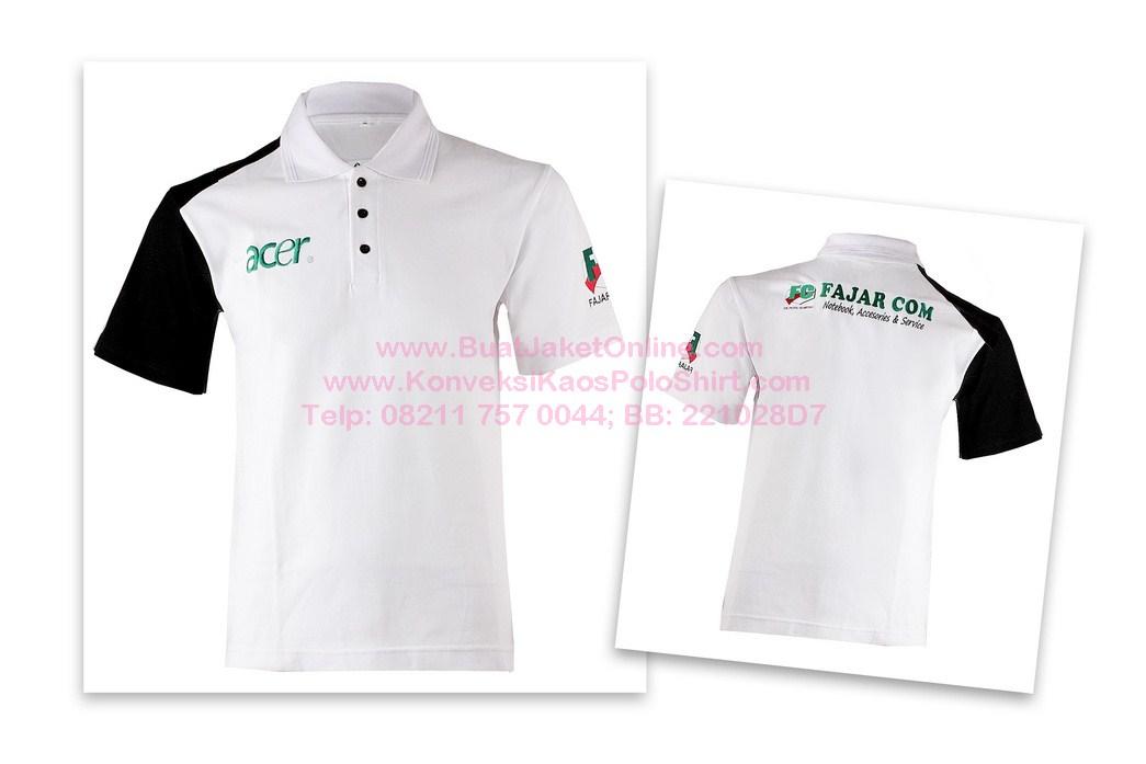 Kaos Polo Shirt 002