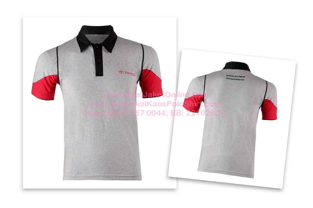 Kaos Polo Shirt 007