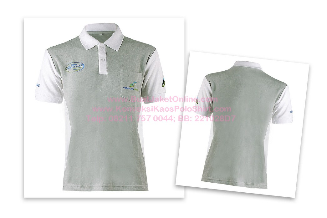 Kaos Polo Shirt 011