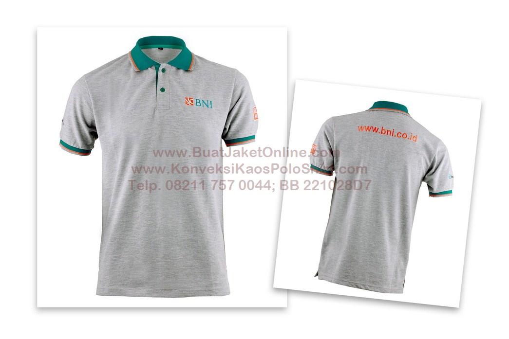 Kaos Polo Shirt 013