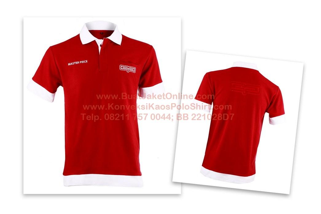 Kaos Polo Shirt 014