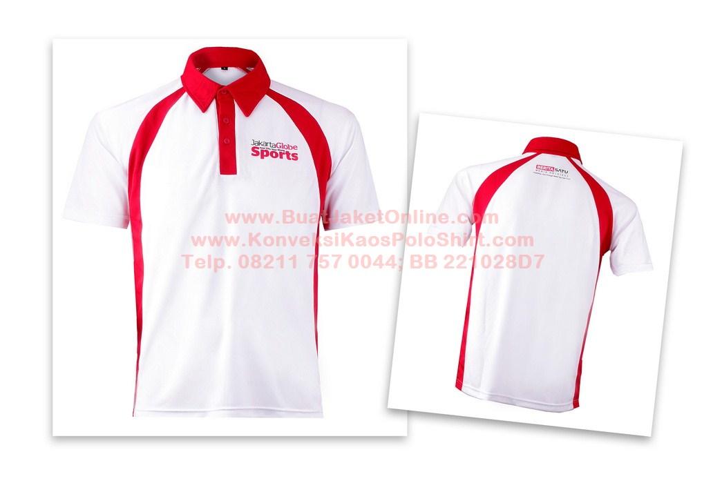 Kaos Polo Shirt 017