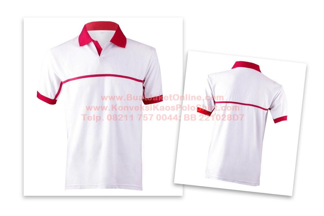 Kaos Polo Shirt 019