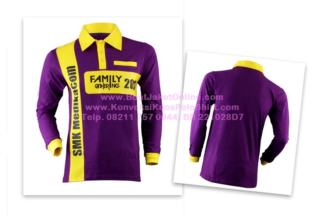 Kaos Polo Shirt 020